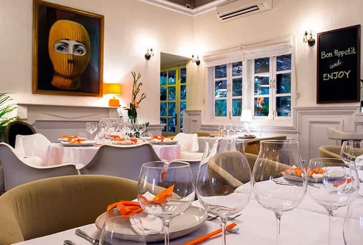 Embassy Restaurant - Fine Dining in Siem Reap