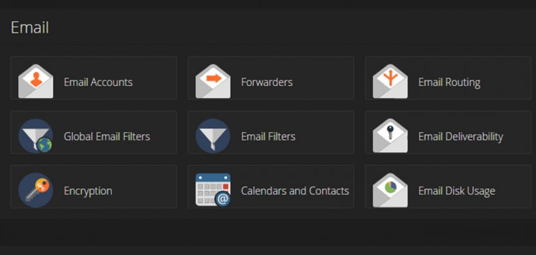 How to Create Emails on cPanel
