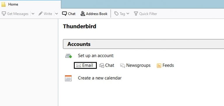 How to Set Up an Email Account on Mozilla Thunderbird